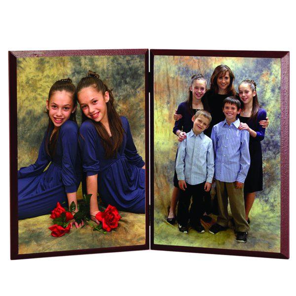 אקורדיון תמונות על עץ 2 תמונות עומדות