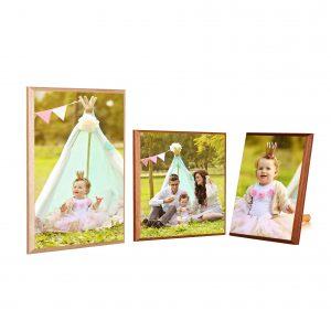 שלישיית תמונות על עץ במחיר מיוחד